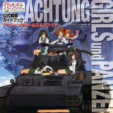 Achtung Girls und Panzer Official Tank Guidebook