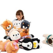 Mameshiba San Kyodai Big Gathering Dog Plush Collection (Big)