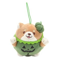 Chuken Mochi Shiba Halloween 2018 Mini Strap Plush Collection