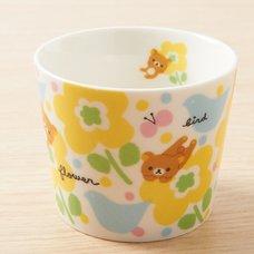 Rilakkuma & Birds Cup
