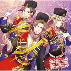 The Idolm@ster: SideM World Tre@sure CD 09