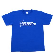 General Products Logo Blue T-Shirt
