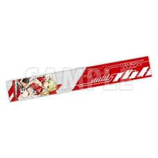 TYPE-MOON Racing Nero Claudius [EXTRA Racing Ver.] Muffler Towel