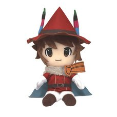 Class Costume for Main Character Plushie: Arcana Dueler (Male)