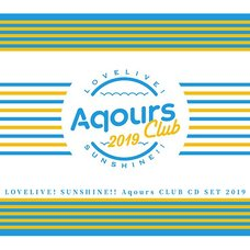 Love Live! Sunshine!! Aqours Club CD Set 2019 Limited Edition