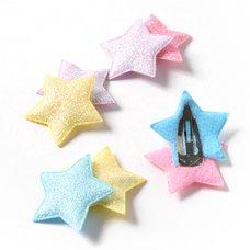 Osewaya Twin Stars Hair Clip Set