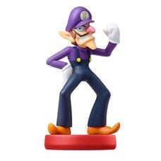 Super Mario Waluigi amiibo