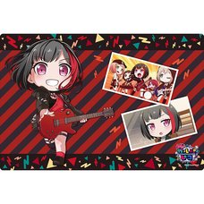 BanG Dream! Garupa Pico Ran Mitake Rubber Playmat