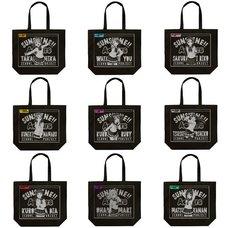 Love Live! Sunshine!! Black Large Tote Bag Collection