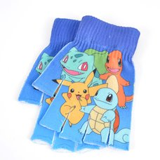 Pokémon Sublimated Gloves