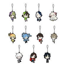 Kagerou Project Rubber Strap Collection