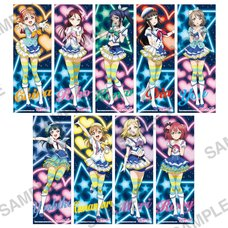 Love Live! Sunshine!! Sticker Collection Box Set