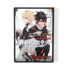 Seraph of the End Vol. 11 w/ Original Anime DVD