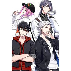 Hypnosis Mic Smartphone Game to Launch in December! | Tokyo