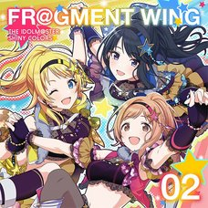 The Idolm@ster: Shiny Colors Fr@gment Wing CD 02