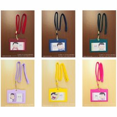 Osomatsu-san Neck Strap Collection