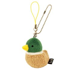 Irotoridori Wild Duck Keychain Strap