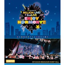 The Idolm@ster Million Live! 2nd Live Enjoy Harmony!! Live Blu-ray Day 2