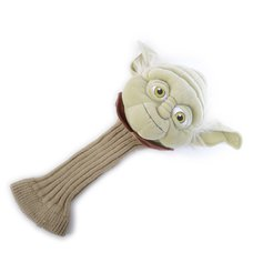 Classic Star Wars Golf Club Covers - Yoda Driver Cover