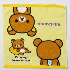 Rilakkuma Relax Hand Towel