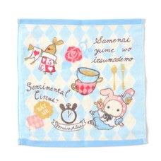 Sentimetal Circus Temaneki Kagee no Alice Hand Towel