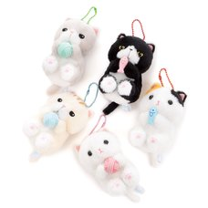 Jareteru Munchkin Cat Plush Collection (Ball Chain)