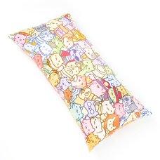 Mitchiri Neko Long Pillow