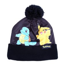 Pokémon Group Sublimated Cuff Pom Beanie