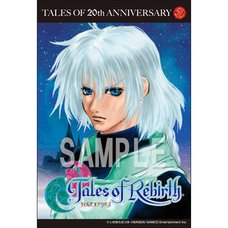 Tales of 20th Anniversary Postcard: Tales of Rebirth