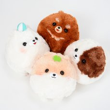 Pometan to Odekake Dog Plush Collection (Jumbo)