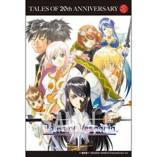 Tales of 20th Anniversary Postcard: Tales of Vesperia