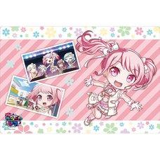 BanG Dream! Garupa Pico Aya Maruyama Rubber Playmat