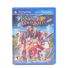 Legend of Heroes: Trails of Cold Steel (PS Vita)