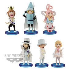 One Piece World Collectable Figure -Levely- Vol. 2