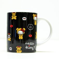 Hello Kitty Holiday Collection Lip Bear Ceramic Mug