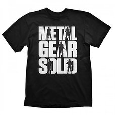 Metal Gear Solid V Logo T-Shirt