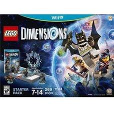 LEGO Dimensions Starter Pack (Wii U)
