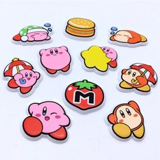 Kirby Super Star Marshmallow Stickers