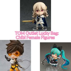 TOM Outlet Lucky Bag: Chibi Female Figures