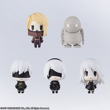 NieR: Automata Trading Arts Mini Figure Box Set
