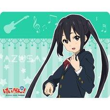 K-On! 5th Anniversary Mouse Pads/Azusa Nakano