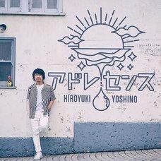 Hiroyuki Yoshino 6th Single CD
