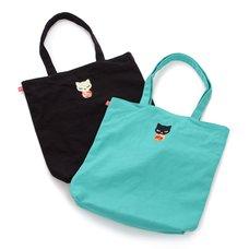 Kokeshi Pooh-chan Reversible Tote Bag