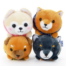 Mameshiba San Kyodai Tsumikko Dog Plush Collection Vol. 3 (Standard)