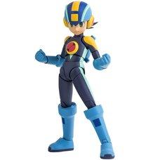 4 Inch Nel Mega Man Battle Network Mega Man