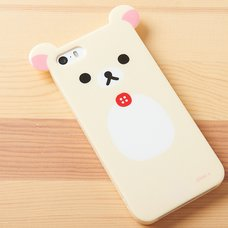 Korilakkuma Diecut iPhone Case