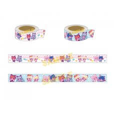 Vocaloid Souno Cat Party Masking Tape