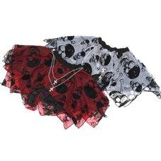 ACDC RAG Skull Skirt