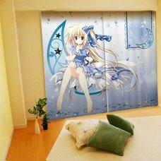 Riko Korie Illustrated Curtains