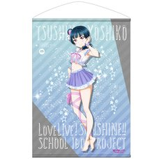 Love Live! Sunshine!! Yoshiko Tsushima Pajamas Ver. B2-Size Wall Scroll